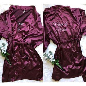 Bridal Party Robes BUNDLE! 💕💕💕